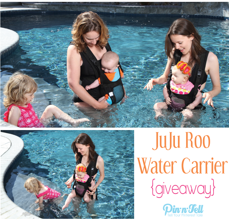 Fun at the Pool with JuJu Roo Baby giveaways, New baby