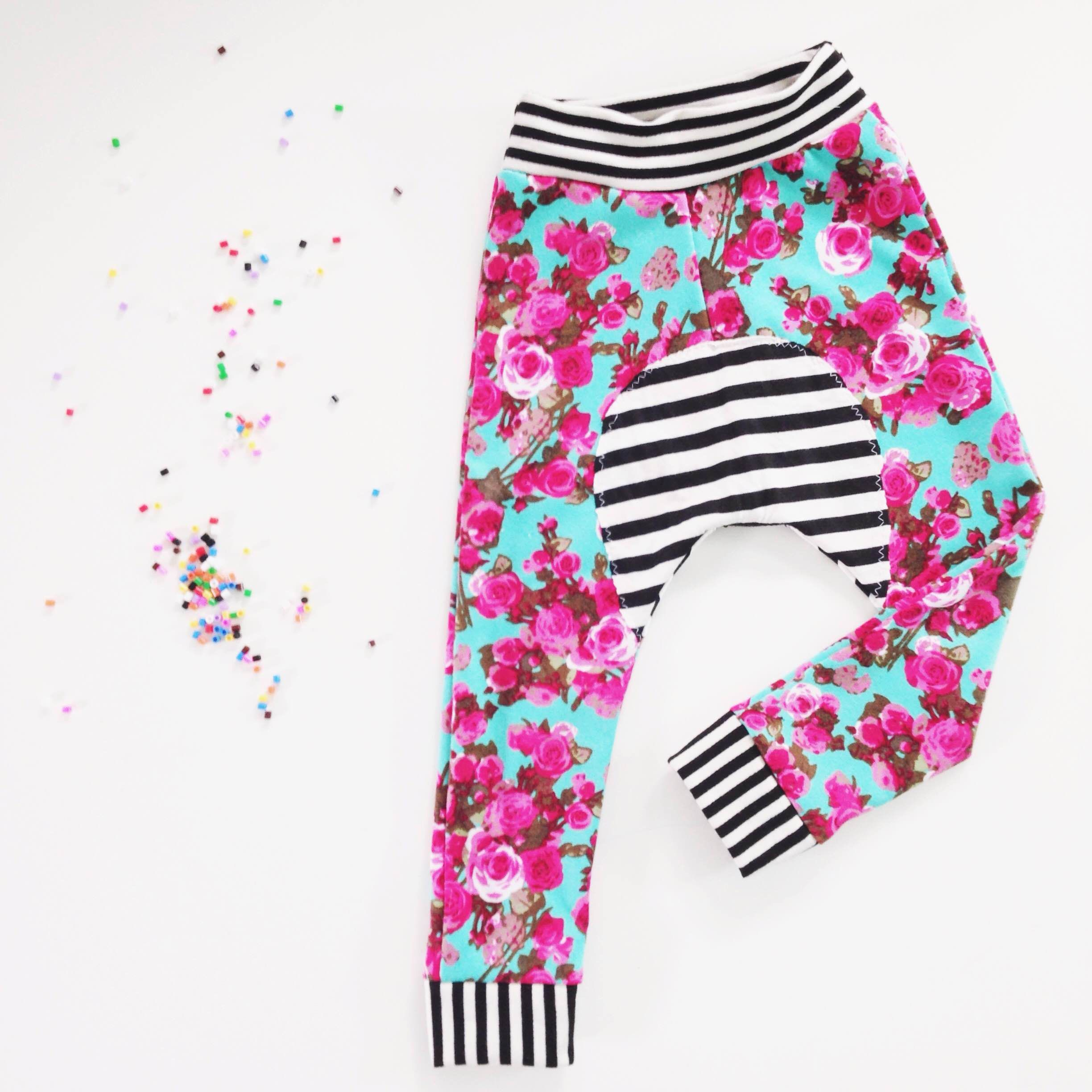 NEW PATTERN! The ARLO shorties + knit pants | Costura, Ropa de bebés ...