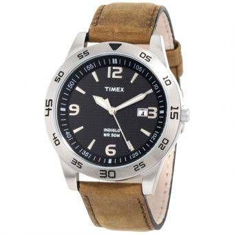 Timex นาฬิกาข้อมือ - รุ่น T2N697 Brown
