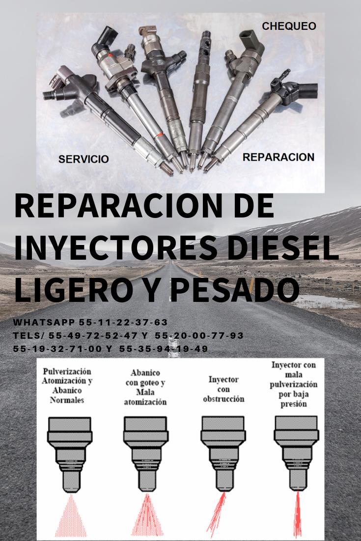 Reparación De Inyectores Diesel Curso De Mecanica Automotriz Mecanica Automotriz Mecánico De Coches