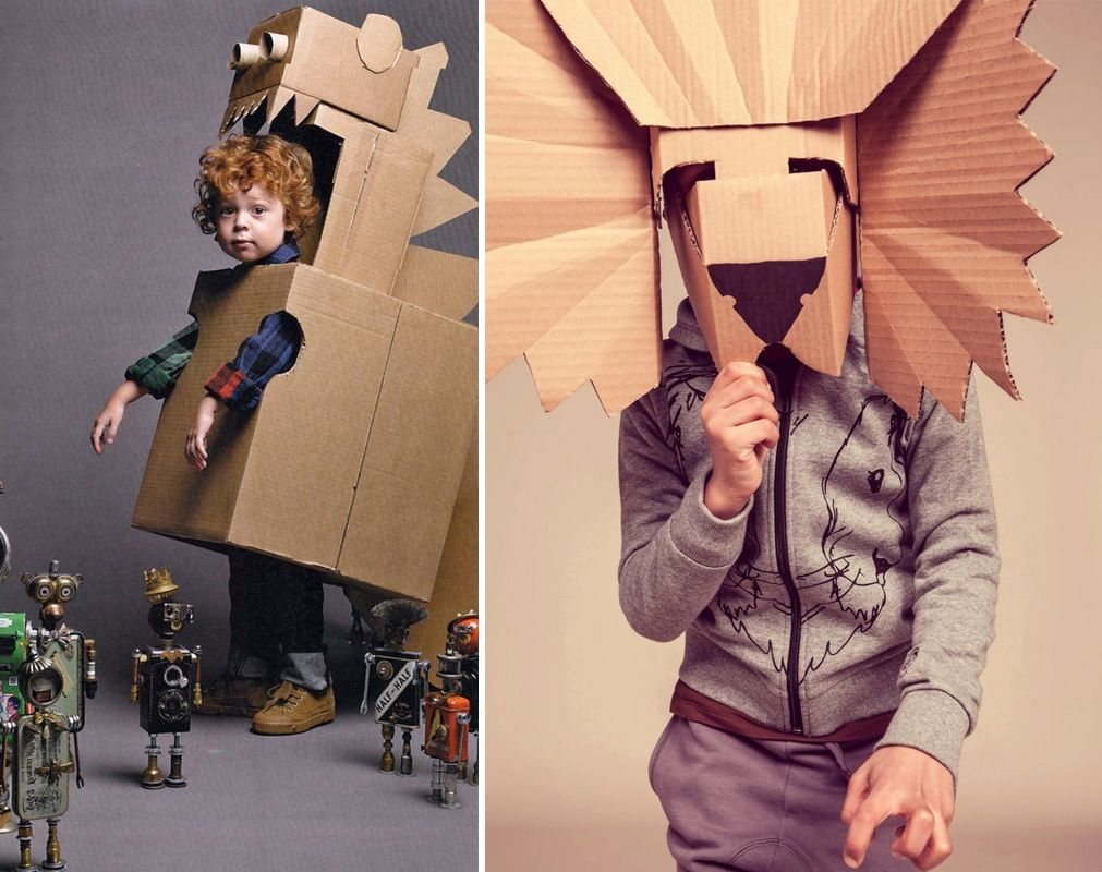 A selection of the best handmade DIY kids costumes - perfect craft ...