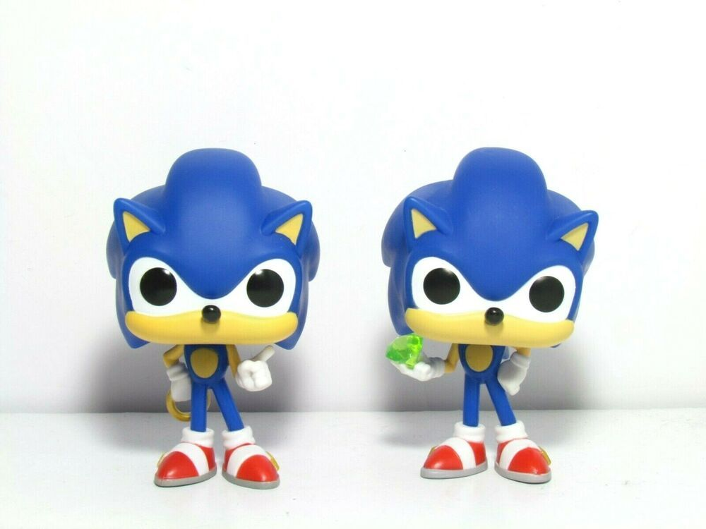Sonic The Hedgehog Funko Pop Lot Loose Figures With Ring And Gem Vaulted Sega Afflink Contains Affiliate Links When You Cli With Images Sonic The Hedgehog Sonic Hedgehog
