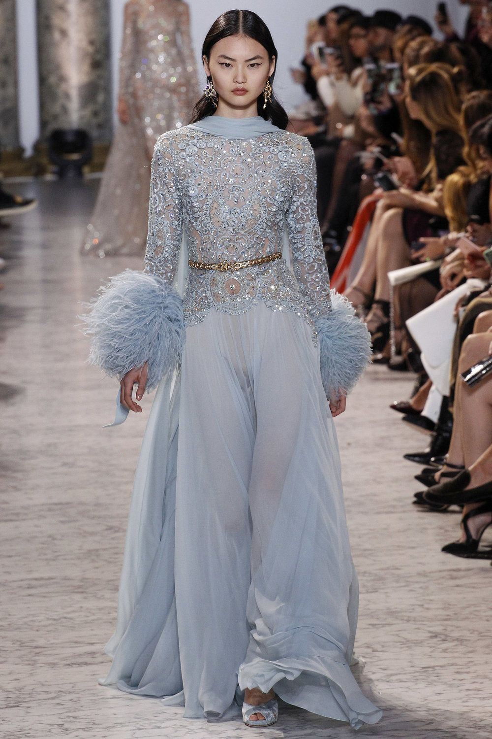 Elie Saab HAUTE COUTURE Spring Summer 2017