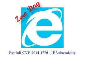 Microsoft Has Security Advisory Issue For Microsoft Internet Explorer Through Cve 2014 1776 The Latest Security Solutions Vulnerability Software Development