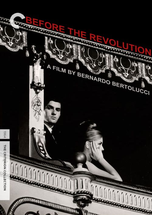 Fake Criterion Before The Revolution By Jeff Bowen Revolution Movie Posters Film