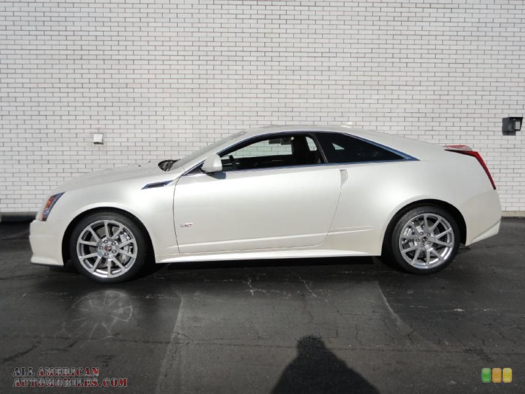 White cts v coupe my daily driver