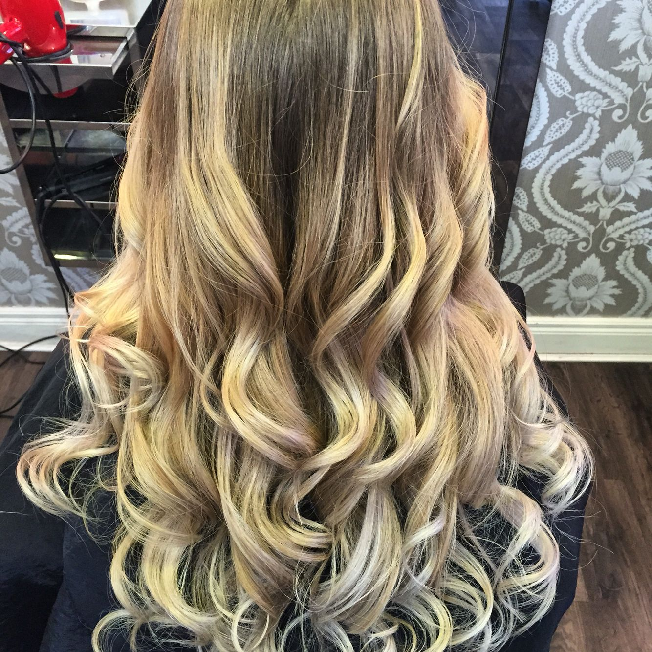 Ballayage Blond en ce qui concerne blonde ballayage | hairi <3 | pinterest | blondes