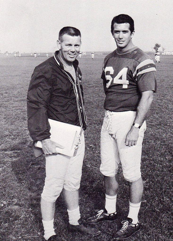 Belvidere Football Coach 1968 1969 East High School High School