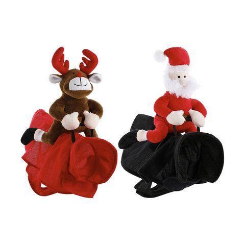 Bought Christmas Pet Plush Rider Costume Assorted Kmart 7