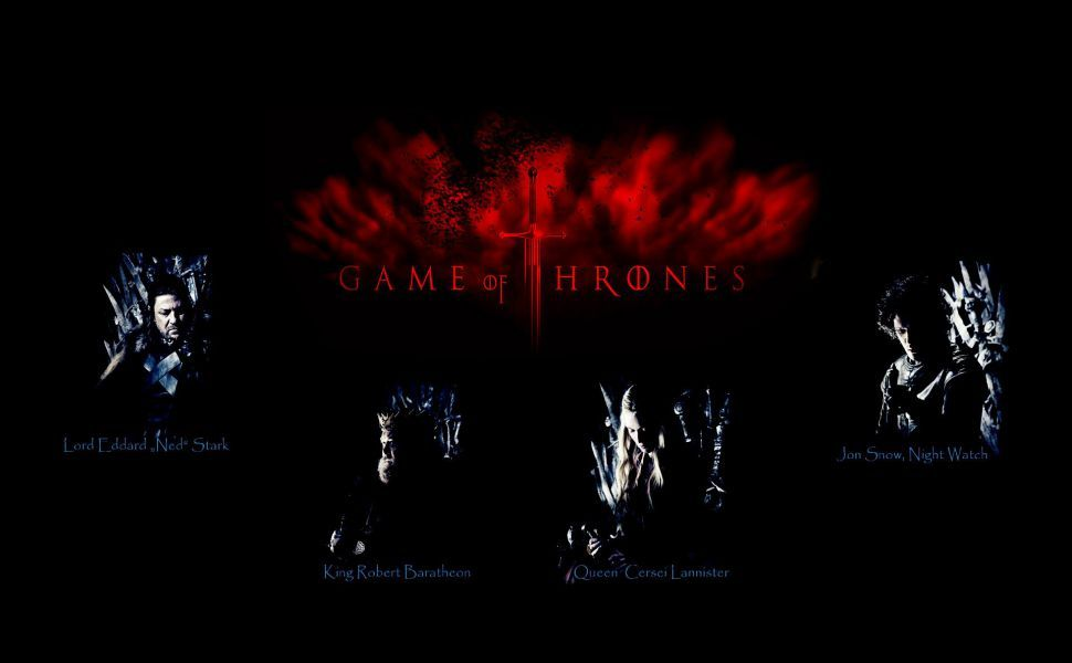 Game Of Thrones 1920X1080 HD Wallpaper