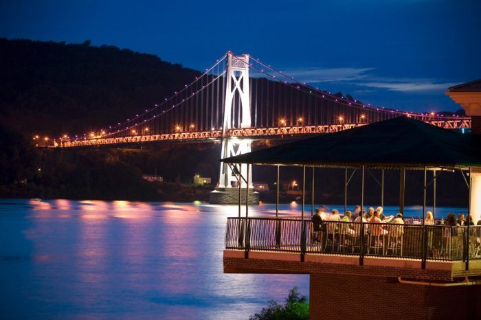 Cool Restaruants On Hudson River This One Is In Poughkeepsie