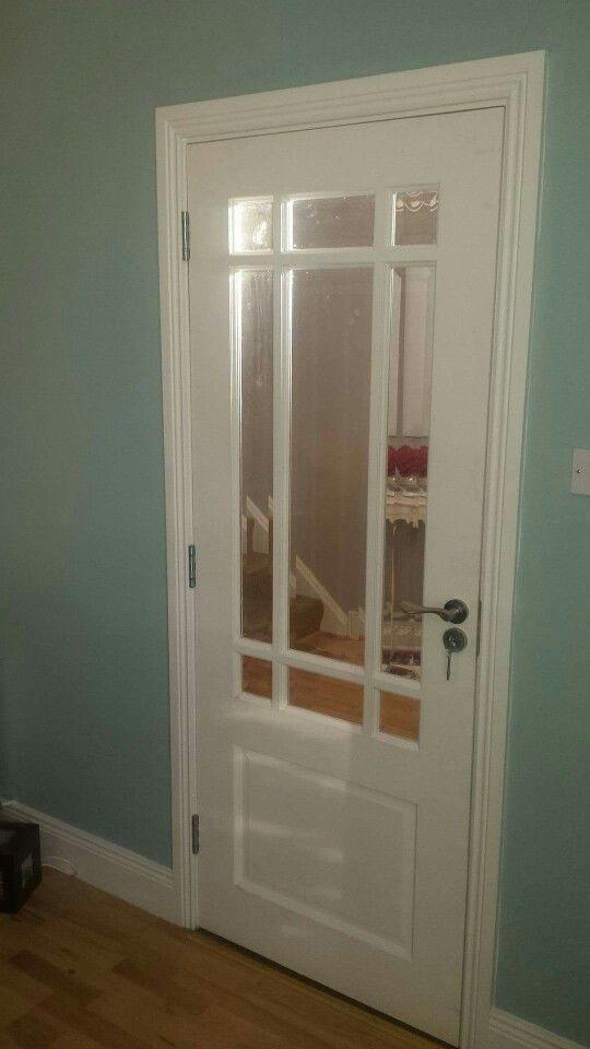 Deanta Primed Nm9g White Doors Walnut Doors Internal Doors