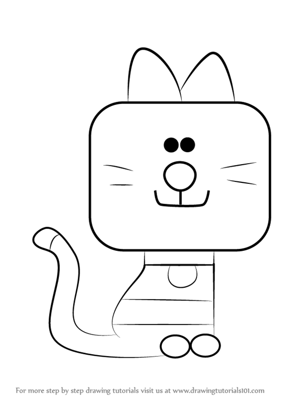 hey duggee coloring pages Learn How to Draw Enid from Hey Duggee (Hey Duggee) Step by Step  hey duggee coloring pages