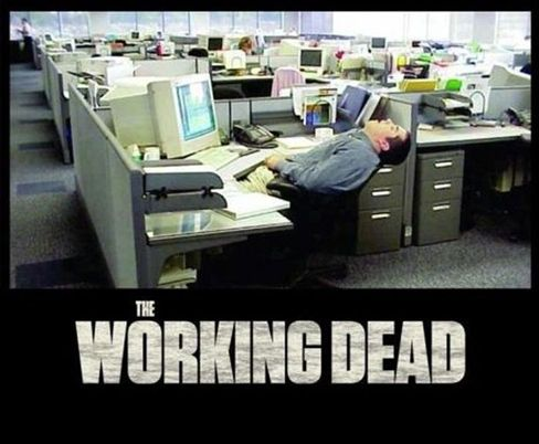 Funny Memes Office Work : The working dead televisi office memes memes