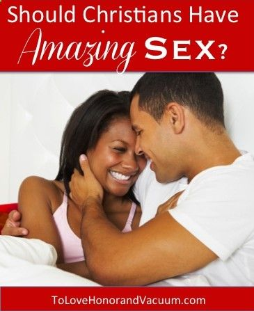 Should Christians Have Amazing Sex? You betcha! (from the author of The Good Girls Guide to Great Sex)