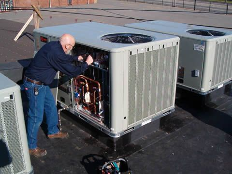Industrial Cooling Systems Improve Energy Efficiency And Save