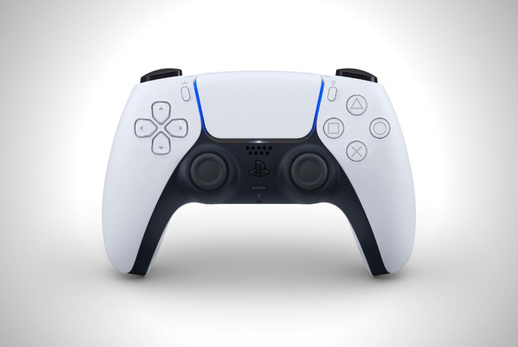 Sony Debuts The Ps5 Controller Called The Dualsense Men S Gear Controller Design Playstation 5 Game Controller