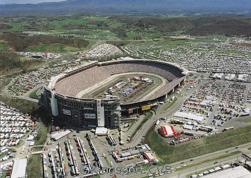 Bristol Motor Speedway: History In The Making