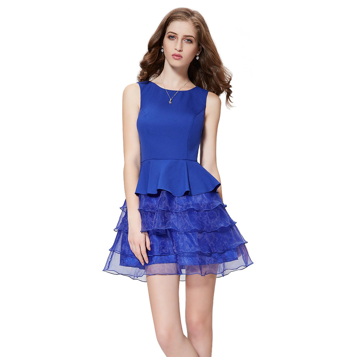 Awesome great us short cocktail prom dress casual business dresses