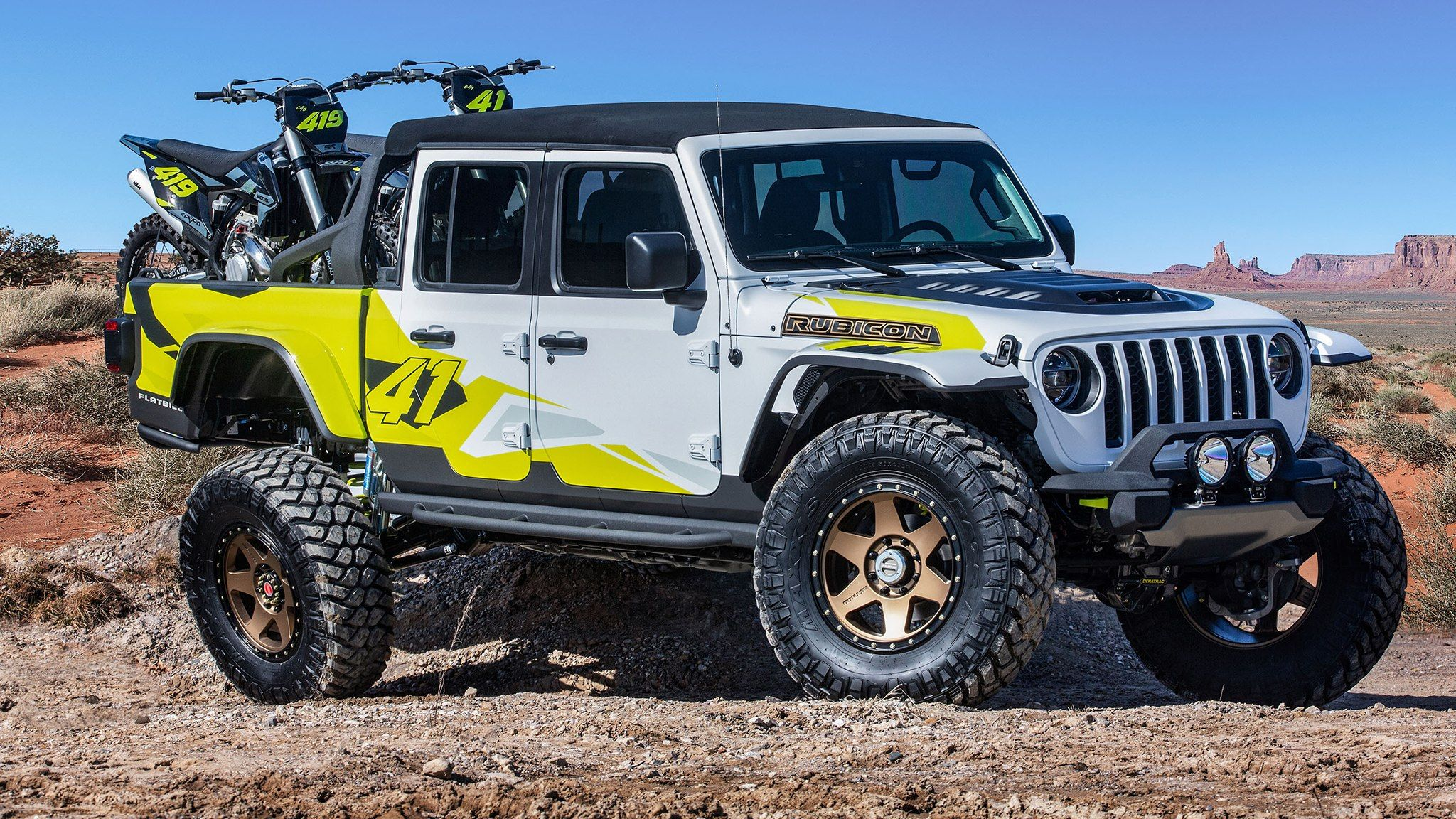 Jeep S 2019 Easter Safari Builds All Trucks And All Awesome