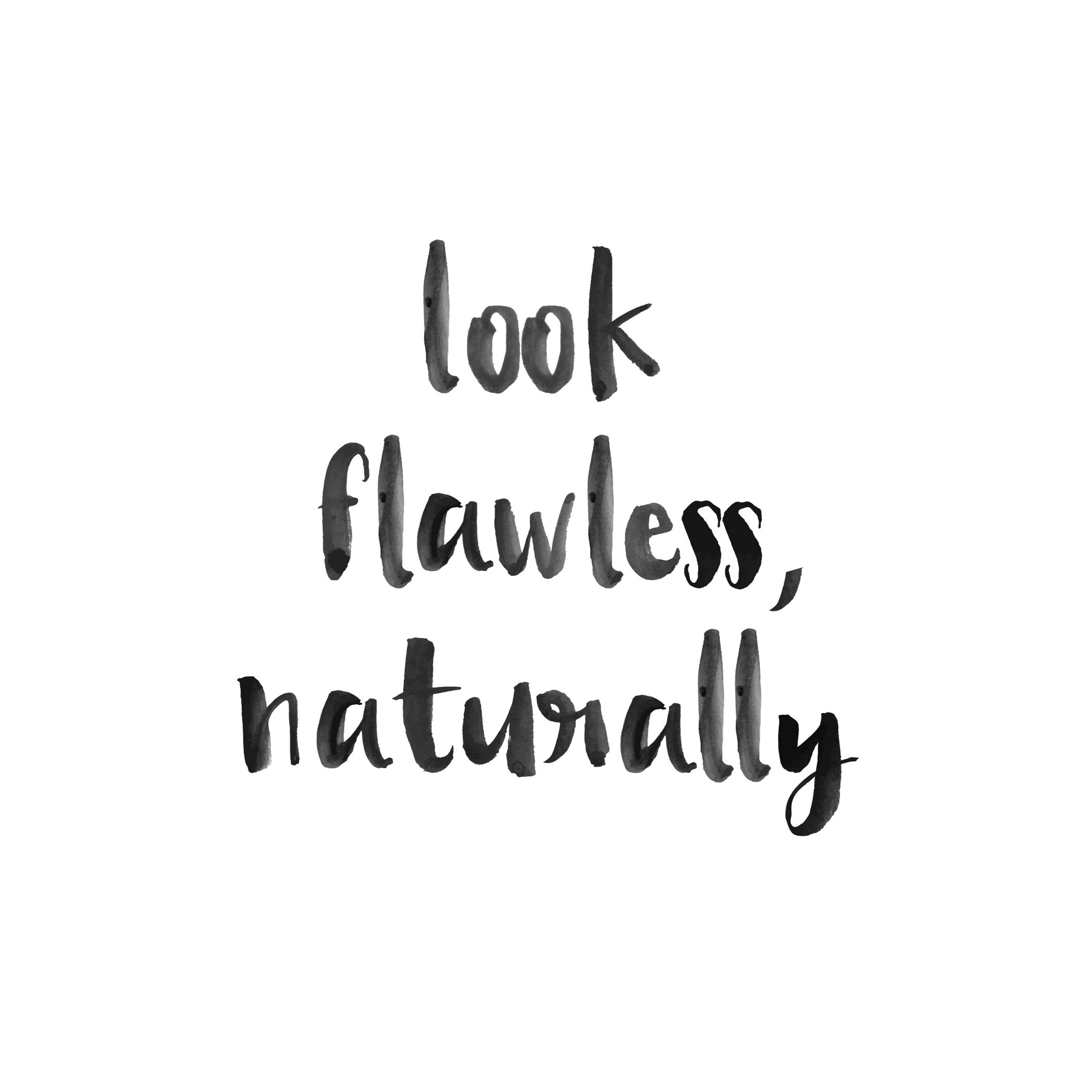 Choose Naturally Derived Makeup Beauty That S Good For You