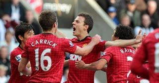 United Thump 3 Past Newcastle English Premier League Newcastle