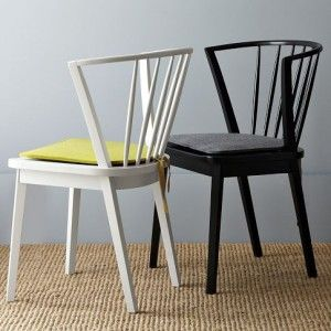 Modern Windsor Dining Chair By West Elm