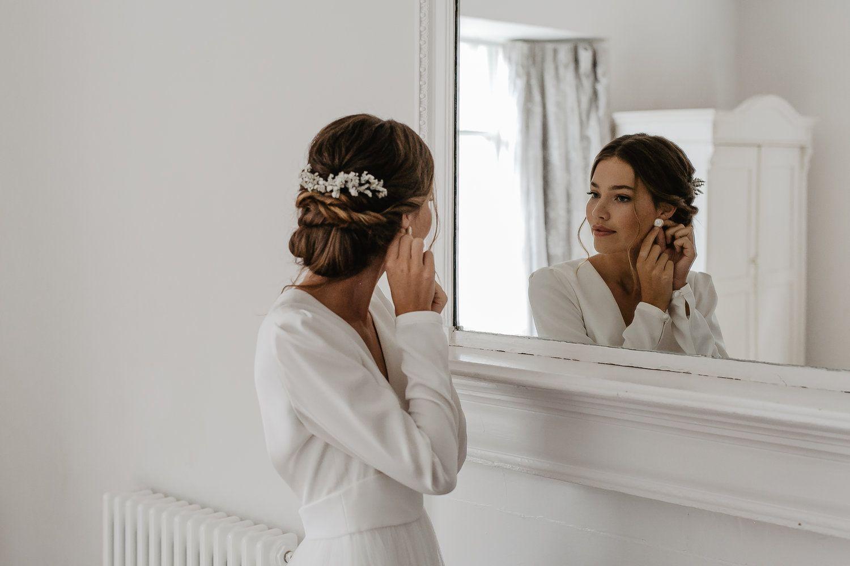 treseren weddings cornwall hair and makeup | ione makeup