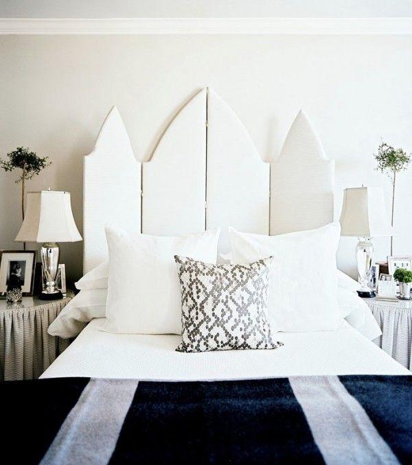 Using Room Dividers As Headboards Room Divider Headboard Headboards For Beds Headboard Designs