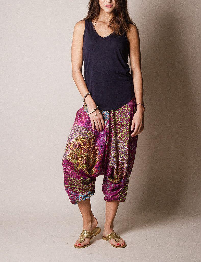 Sivana — Ramayan Harem Yoga Pants Clothes, Pants, Fashion