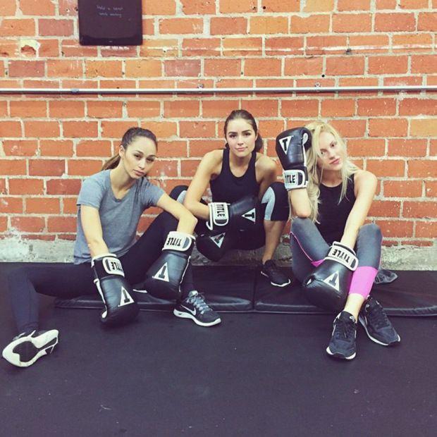 Models Can't Get Enough Of *This* Intense Workout - SELF