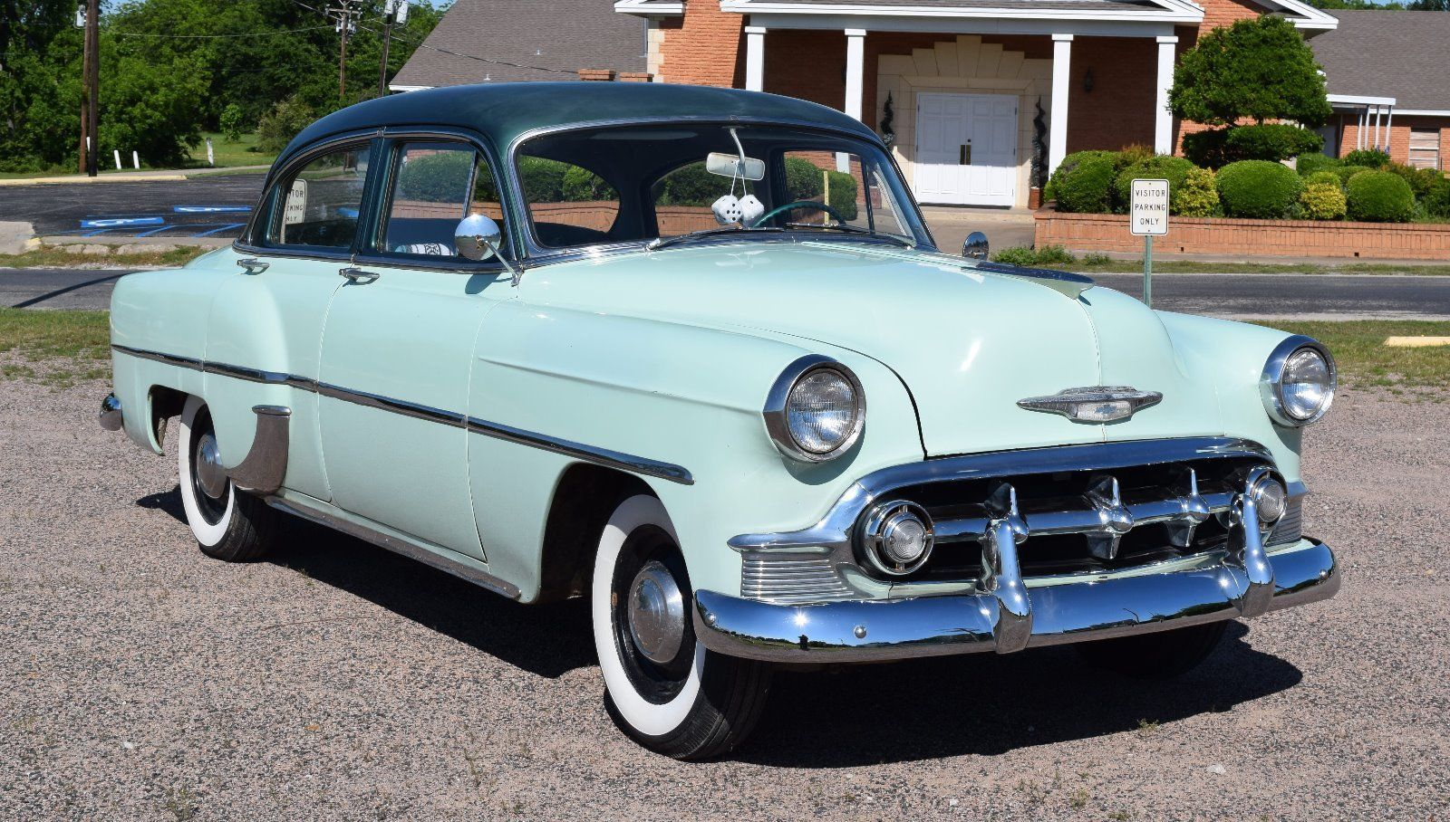 All Chevy chevy 210 : Chevrolet: Bel Air/150/210 1953 chevy 210 4 door 6 cylinder 3 ...