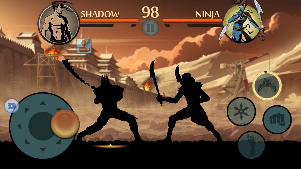 взлом shadow fight 2 ios
