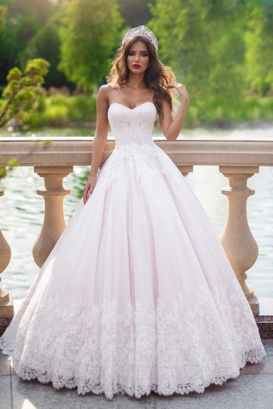 cool Красивые свадебные платья для беременных (50 фото ...