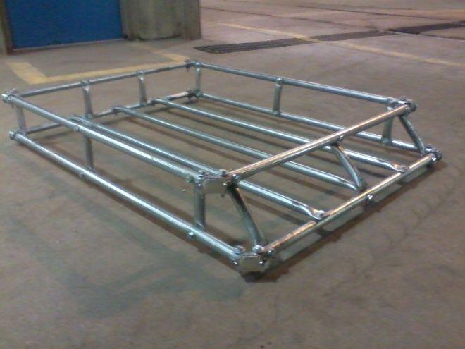 My Easy No Weld Roof Rack Jeep Cherokee Forum Stuff To