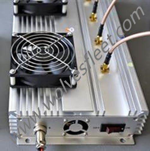Security Solution---RF Signal Jammers : High Power Desktop
