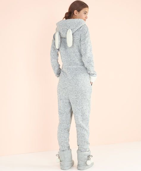 18b8a4530 Pijama Mono Conejo