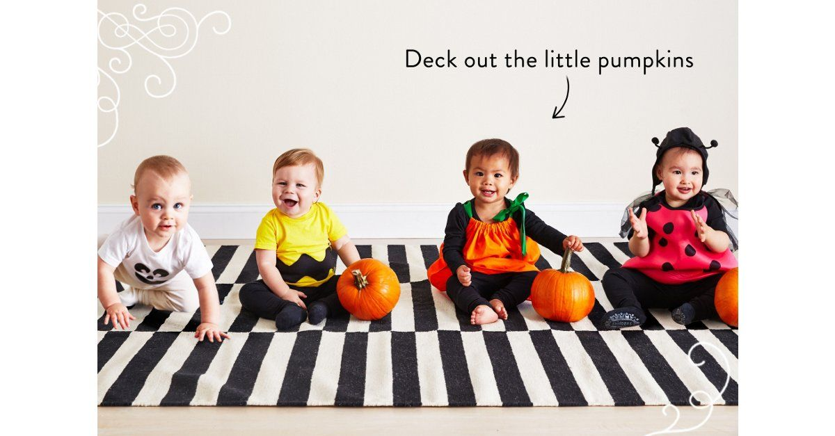 CHARLIE BROWN!!!  The spookiest season is also the cutest. These Halloween costumes  and stories will make this year's All Hallows' Eve extra fun for your  little one. Read on for some of our staffers' favorite memories—they  may just inspire you to start some traditions of your own.