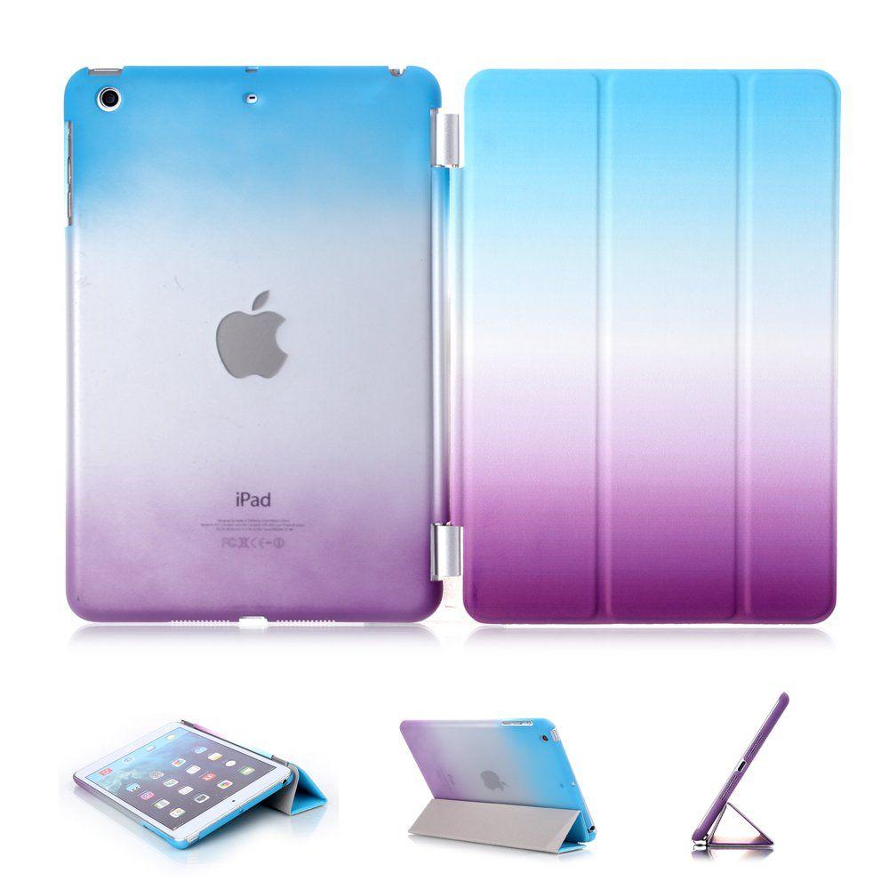 Ipad Air Case Ipad Air Cover Deenor Colour Series Smart