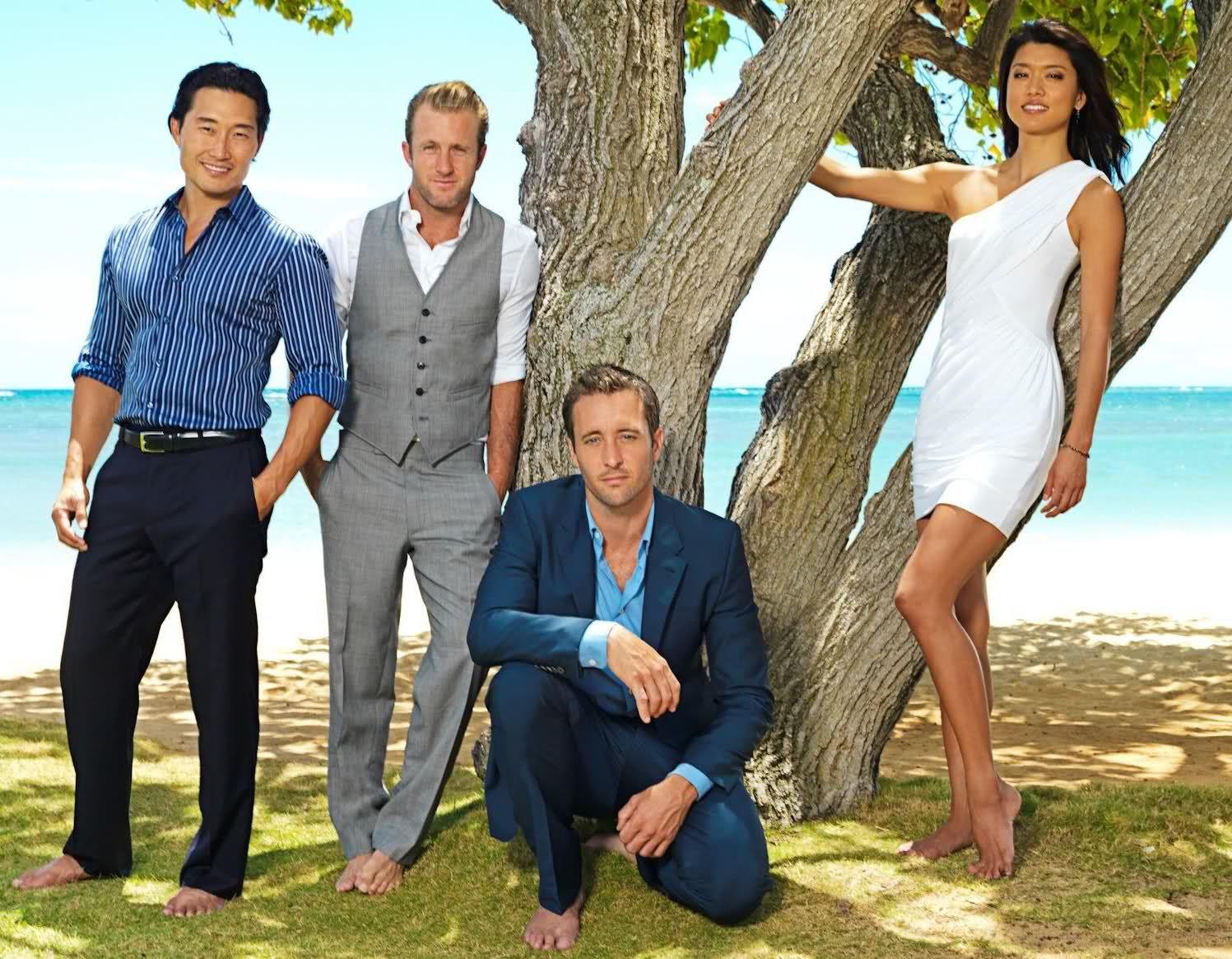 Schauspieler Hawaii Five O