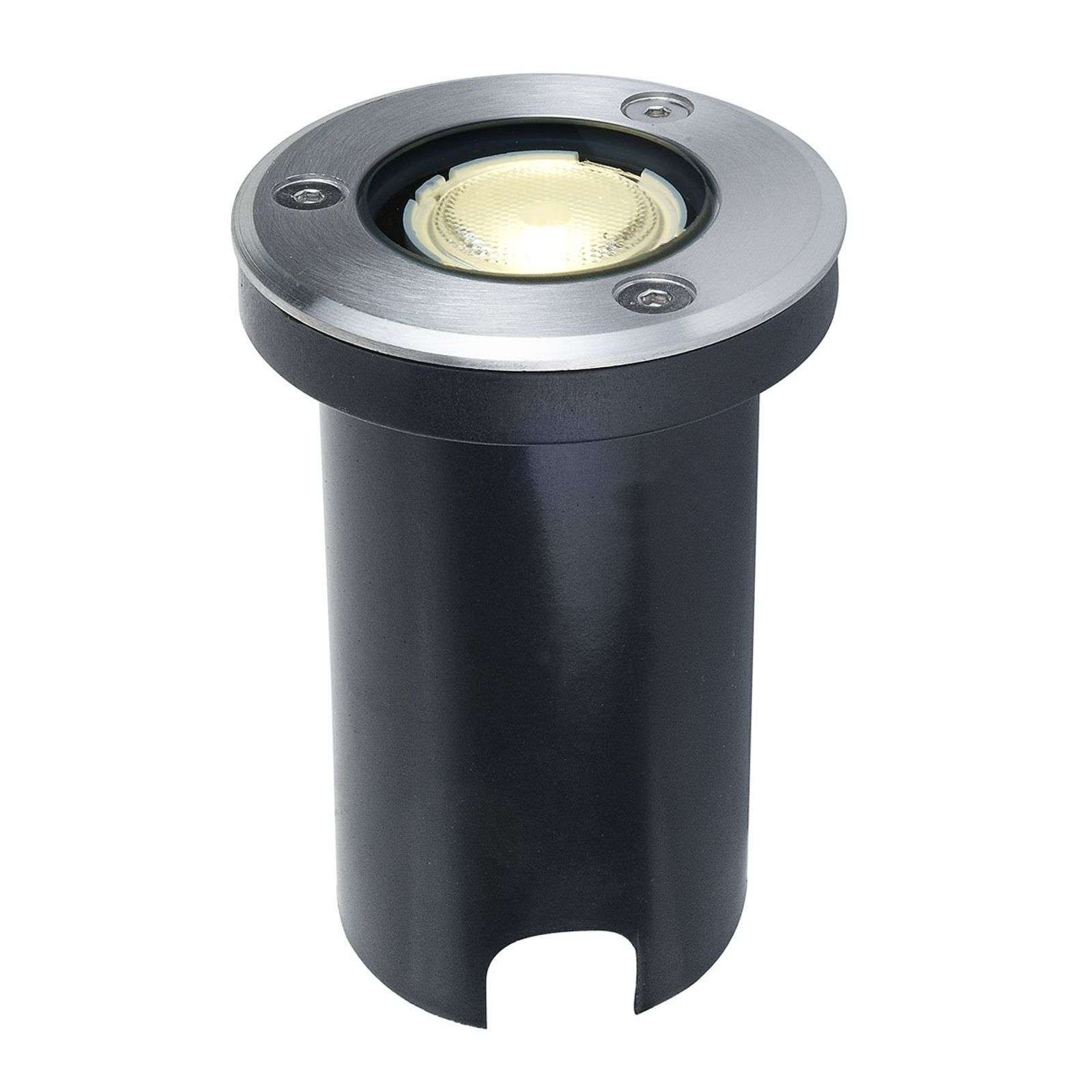 Led Bodenstrahler Außenbereich Ip67 Spot Led Encastrable Dans Le Sol Kenan Inox | Led Encastrable, Spot Led Encastrable, Led