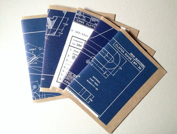 Blueprint note card setvintage blueprint by paperetteshoppe kami blueprint note card set vintage blueprint reading textbook page note cards envelopes malvernweather Choice Image