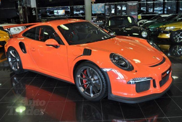 Porsche Gt3 Rs 139363 Auto Trader Uae New Car Pinterest