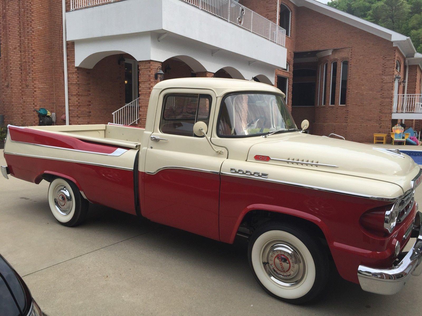 Dodge Other Pickups Sweptline Truck | eBay | Trucks | Pinterest ...