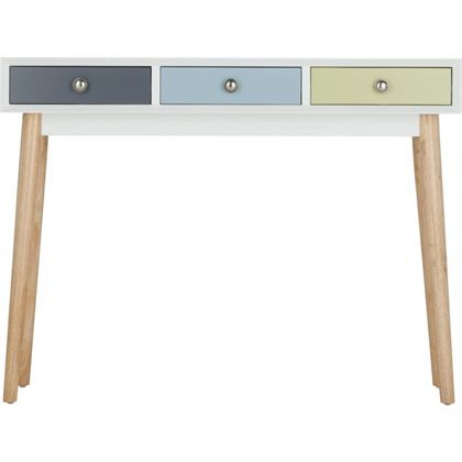 Exceptionnel Hygena Retro Console Table.