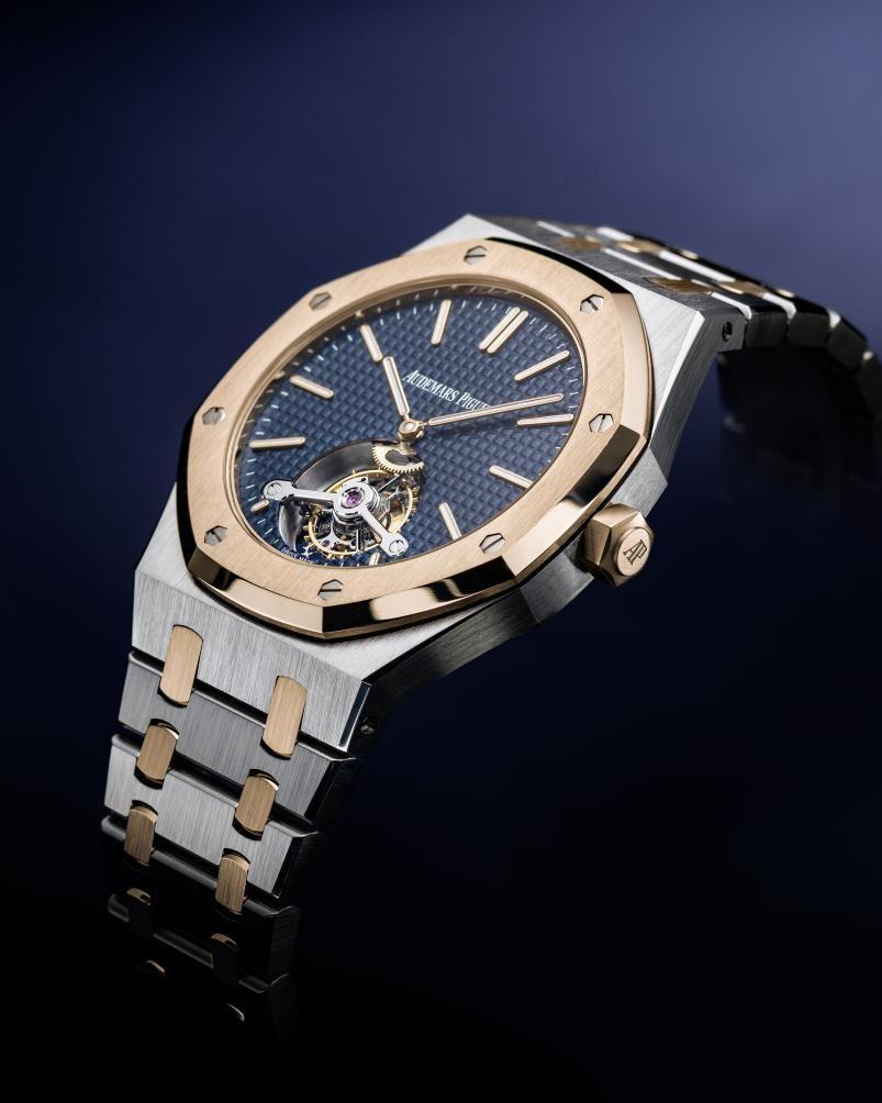 Wristwatch Audemars Piguet Royal Oak 41mm Steel Red Gold Steel