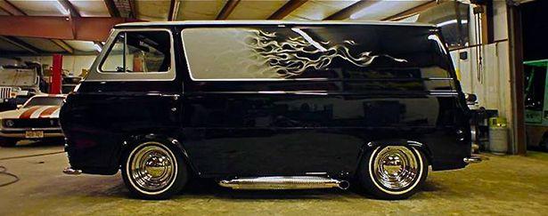 vans custom vintage