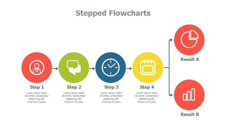 Flow Chart Template Flowchart Templates Download Ppt Free 웹디자인 디자인