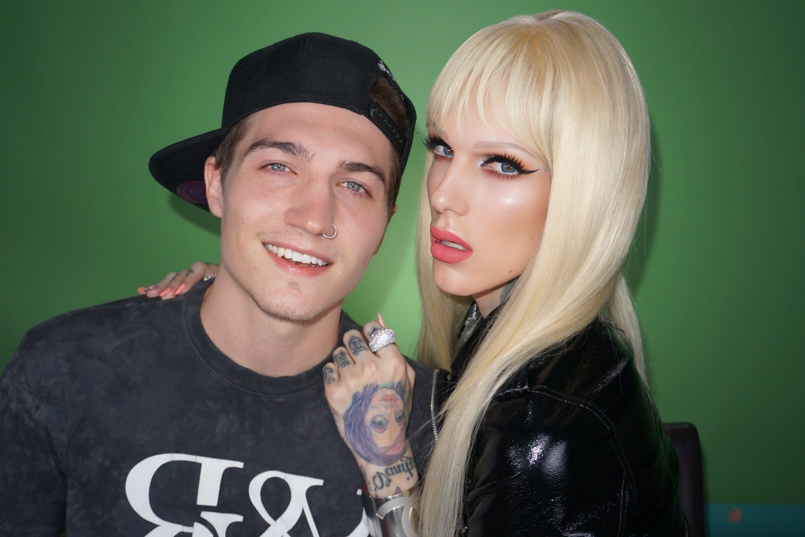 Jeffree Star Dumped by Boyfriend Nathan for a Woman