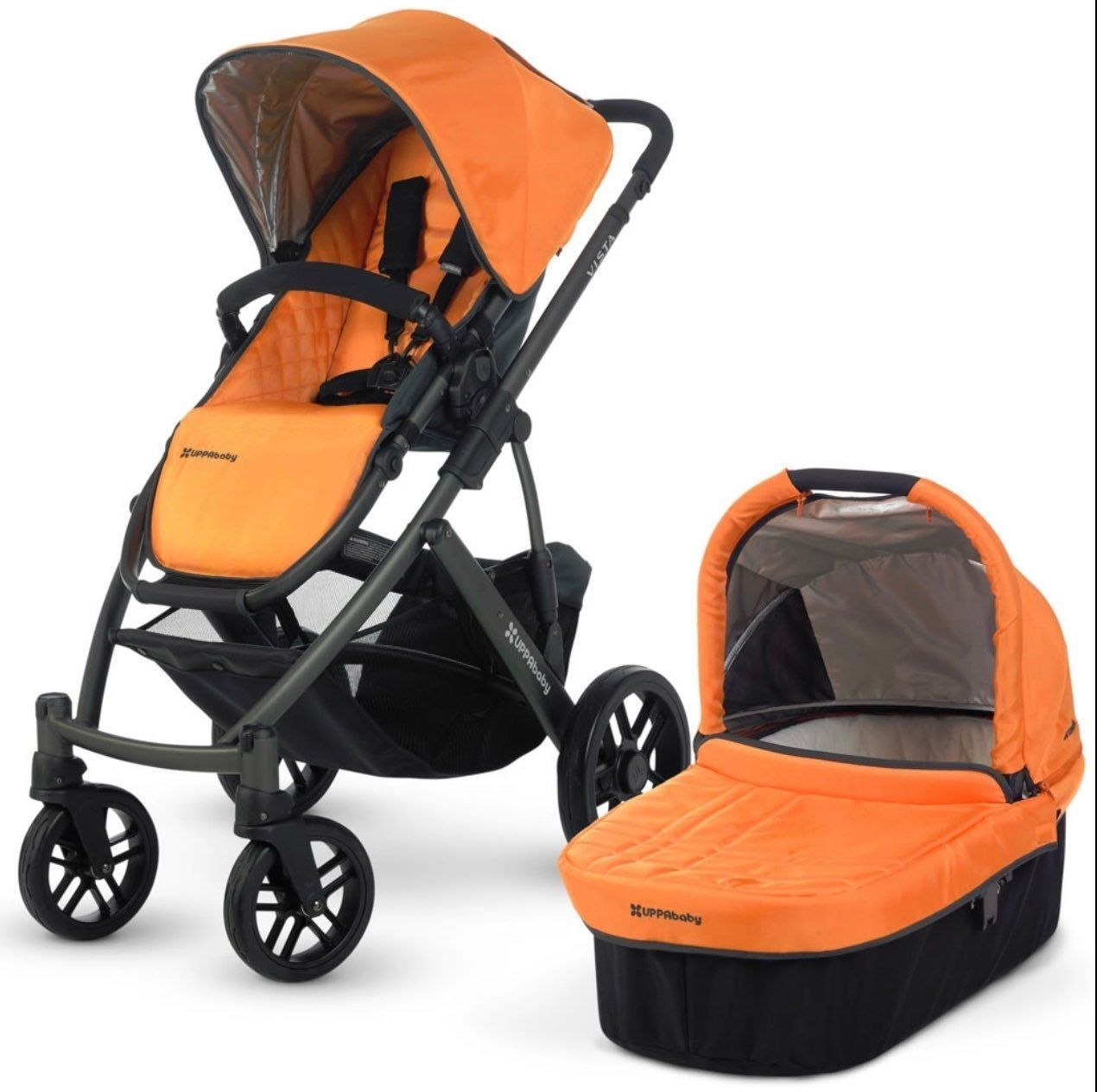 Brand new in box Uppababy Vista stroller (more photos by